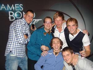 Personeelsfeest in Katwijk voor GAMMA