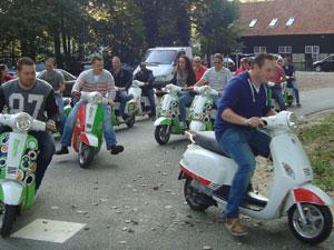 Teambuilding in Hengelo voor Apollo Vredestein