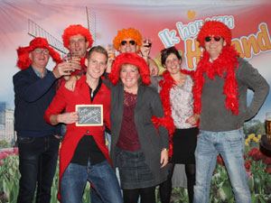 Personeelsfeest in Markelo voor Brandweer Diepenheim