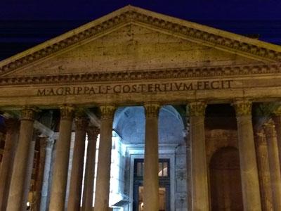 Incentive reis naar rome voor Improvers