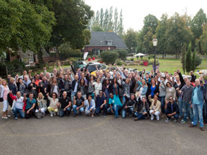 Jubileum Event in Markelo voor de Telecity Group