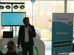 Kick Off Event in Delden voor Bright Acces