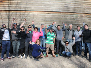 Teambuilding Event voor Thomson Reuters in Bunnik